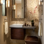 increase bathroom space